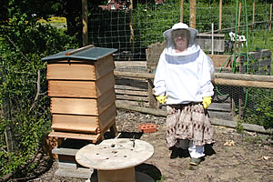 How Does A Beekeeper Suit Protect You From Bees?
