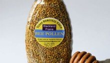 Storing Edible Bee Pollen